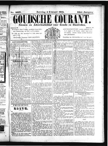 Goudsche Courant 1905-02-04