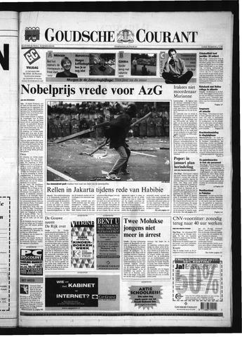 Goudsche Courant 1999-10-15