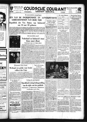 Goudsche Courant 1949-12-27