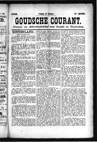 Goudsche Courant 1882-10-27