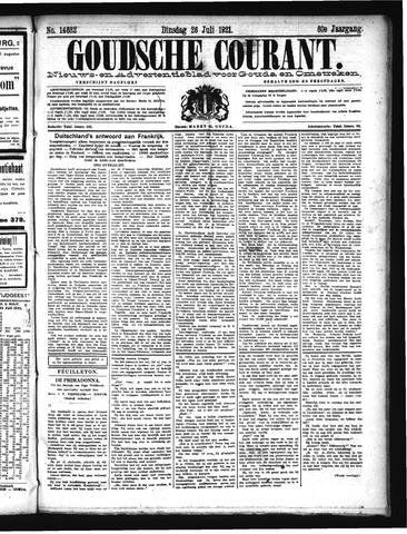 Goudsche Courant 1921-07-26