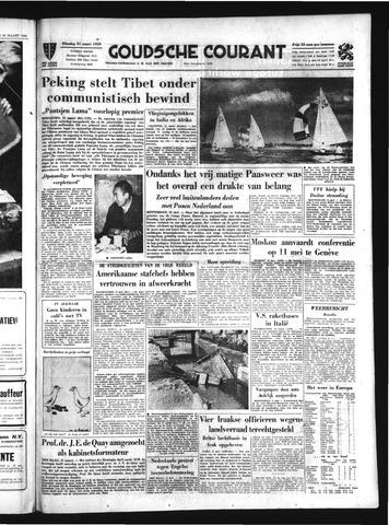 Goudsche Courant 1959-03-31