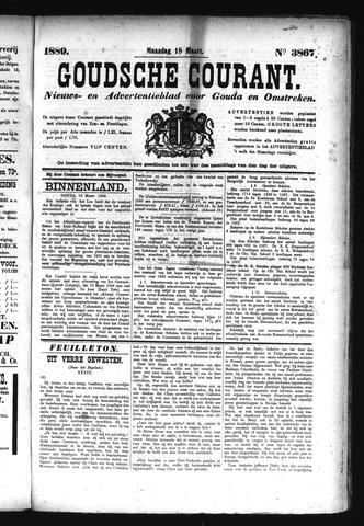 Goudsche Courant 1889-03-18