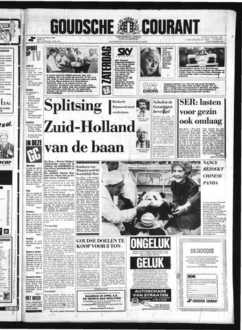 Goudsche Courant 1984-04-28