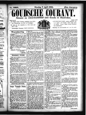 Goudsche Courant 1908-04-07