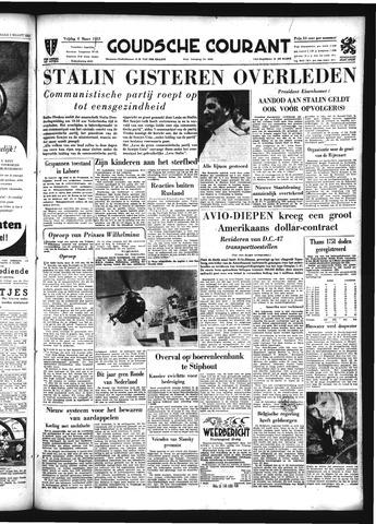 Goudsche Courant 1953-03-06