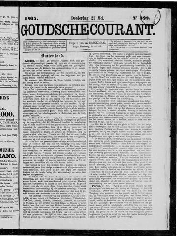 Goudsche Courant 1865-05-25