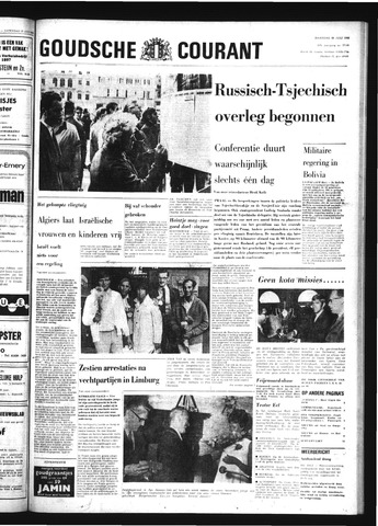 Goudsche Courant 1968-07-29