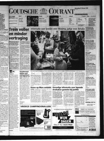Goudsche Courant 2005-02-23