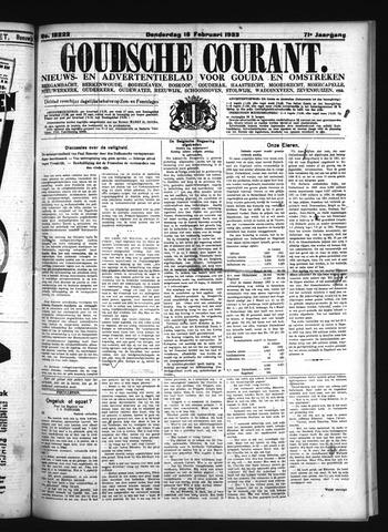 Goudsche Courant 1933-02-16