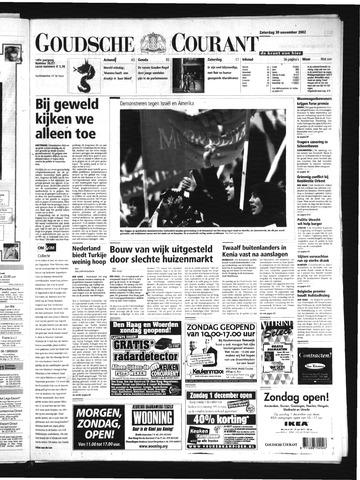 Goudsche Courant 2002-11-30
