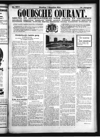 Goudsche Courant 1934-08-07