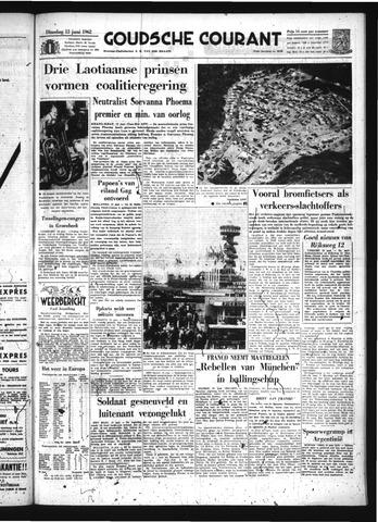 Goudsche Courant 1962-06-12