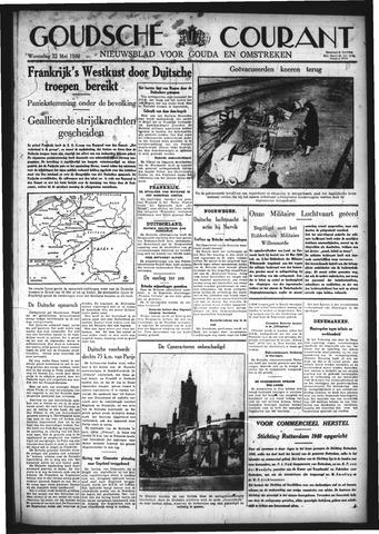Goudsche Courant 1940-05-22