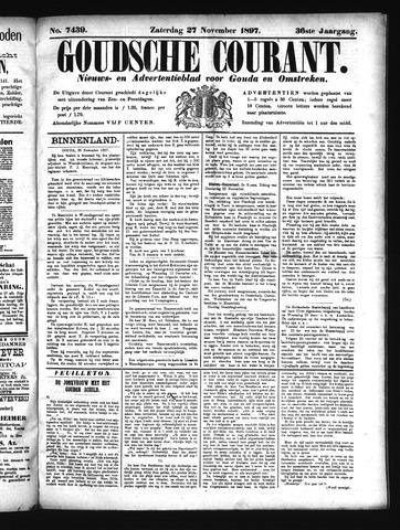 Goudsche Courant 1897-11-27