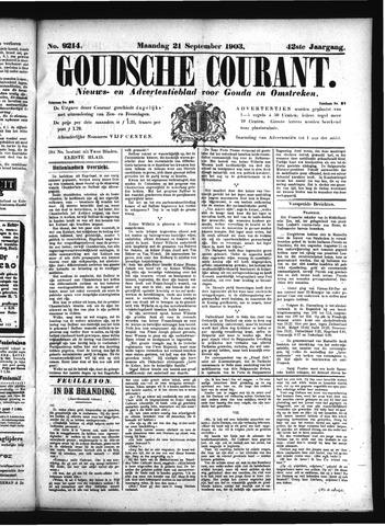 Goudsche Courant 1903-09-21