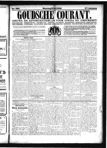 Goudsche Courant 1928-07-09