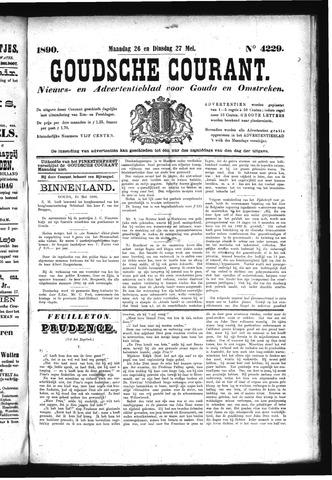 Goudsche Courant 1890-05-27