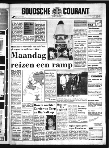 Goudsche Courant 1982-11-18