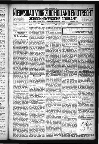 Schoonhovensche Courant 1929-12-31