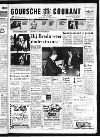 Goudsche Courant 1990-11-06