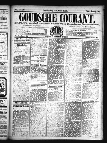 Goudsche Courant 1911-06-22