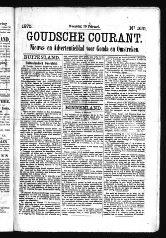 Goudsche Courant 1875-02-10