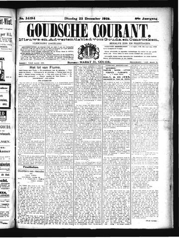 Goudsche Courant 1919-12-23