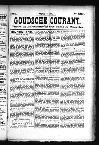 Goudsche Courant 1885-04-24