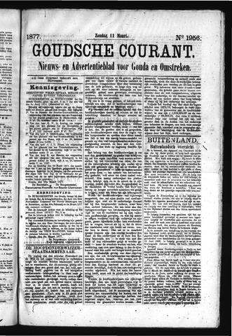 Goudsche Courant 1877-03-11