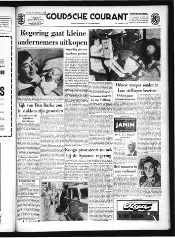 Goudsche Courant 1966-09-27