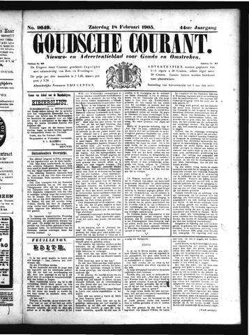 Goudsche Courant 1905-02-18