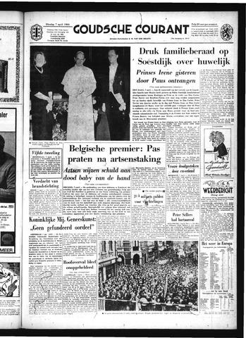 Goudsche Courant 1964-04-07