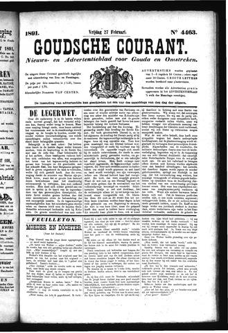 Goudsche Courant 1891-02-27