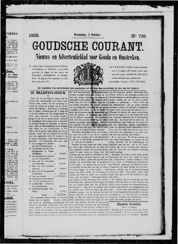 Goudsche Courant 1869-10-06