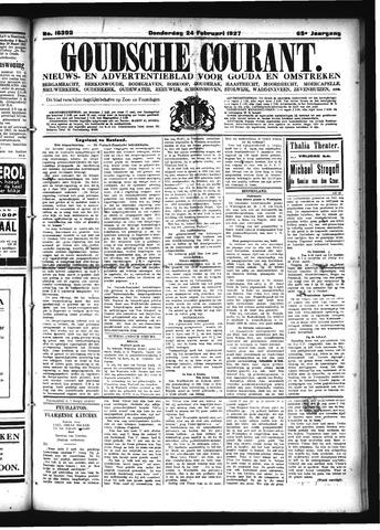 Goudsche Courant 1927-02-24