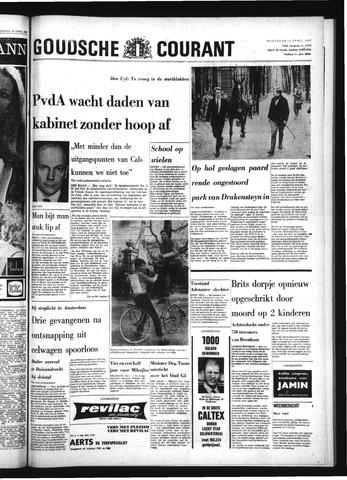 Goudsche Courant 1967-04-19