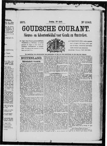 Goudsche Courant 1871-04-30