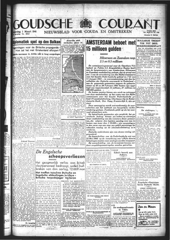 Goudsche Courant 1941-03-01