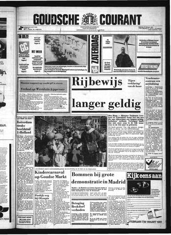 Goudsche Courant 1981-02-28