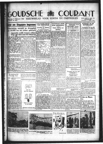 Goudsche Courant 1942-02-02