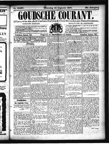 Goudsche Courant 1917-08-13