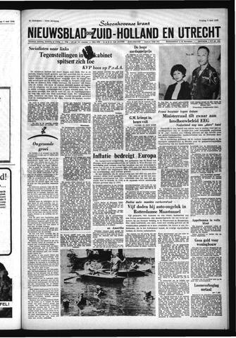 Schoonhovensche Courant 1966-05-06