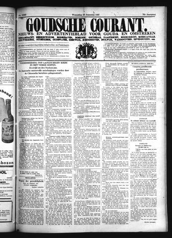 Goudsche Courant 1937-08-25
