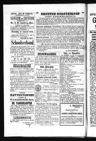 Goudsche Courant 1876-01-12