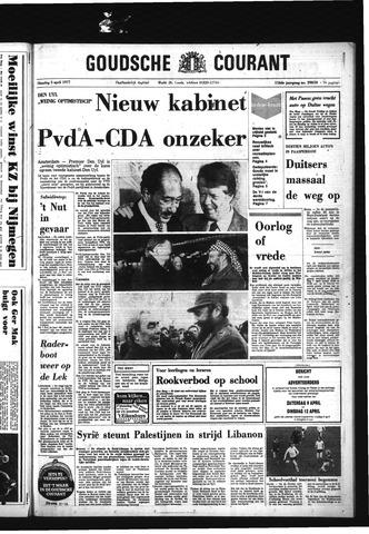 Goudsche Courant 1977-04-05