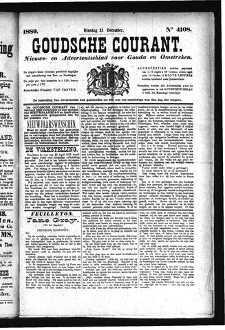 Goudsche Courant 1889-12-31