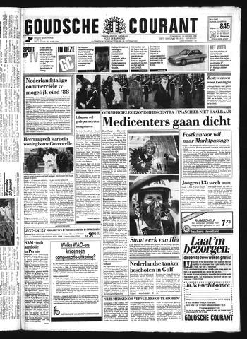 Goudsche Courant 1988-01-14