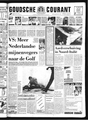 Goudsche Courant 1987-07-29
