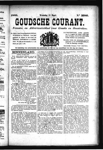 Goudsche Courant 1888-03-21
